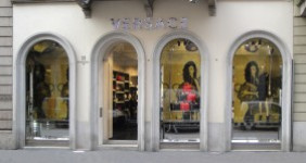 Versace Flagship