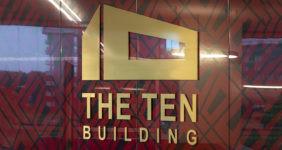 THE TEN BUILDING
